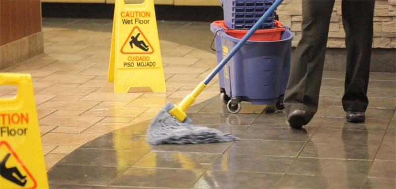 Restaurant cleaning products