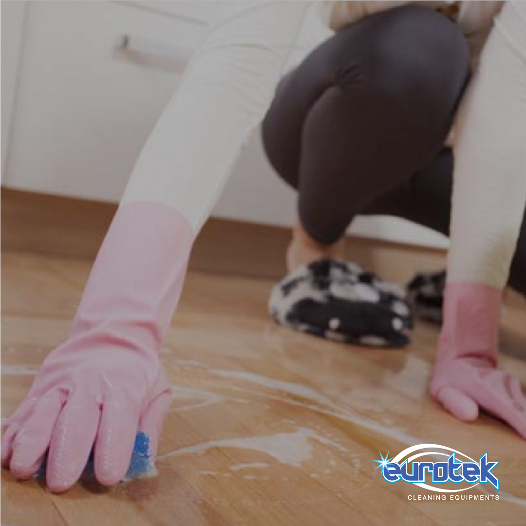 THREE PRODUCTS TO DEEP CLEAN KITCHEN FLOORS