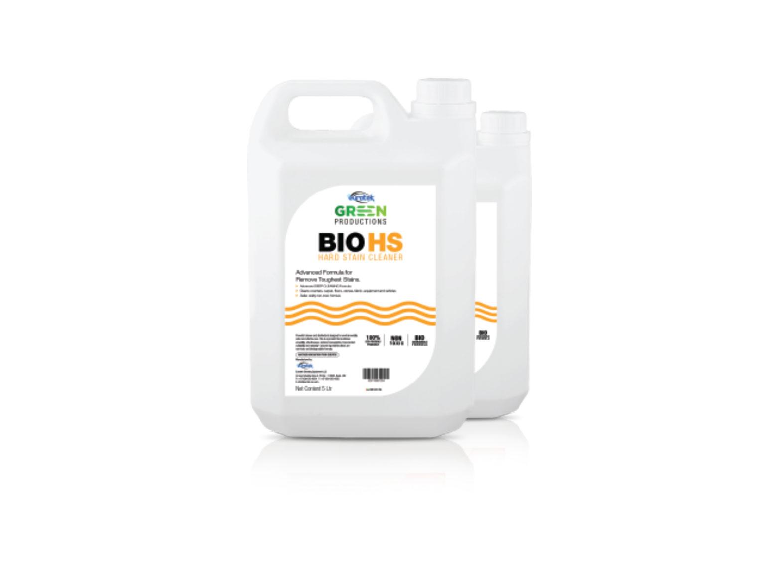 Bio HS Eurotek Green Products
