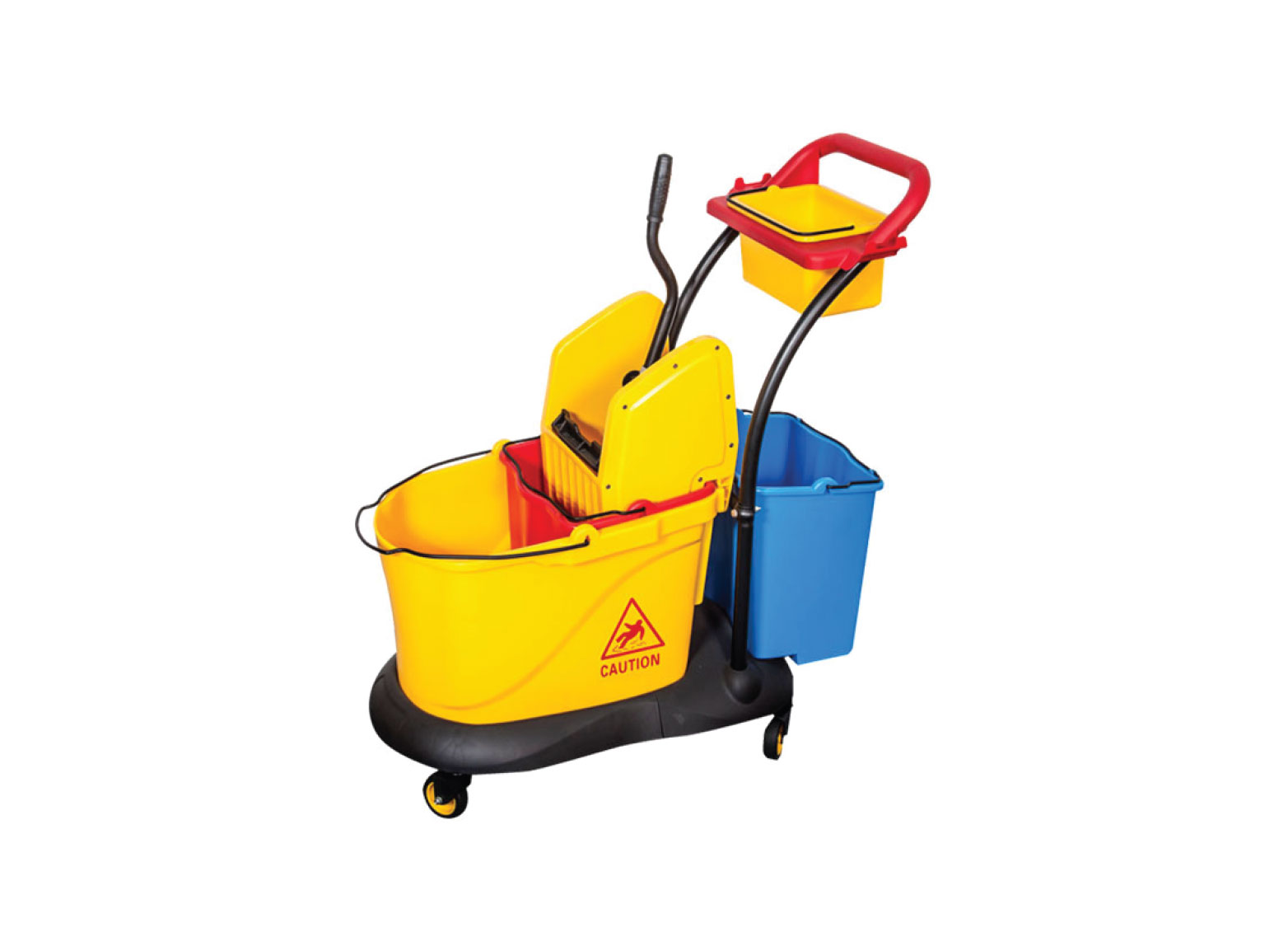 Multifunctional Mop Bucket Trolley