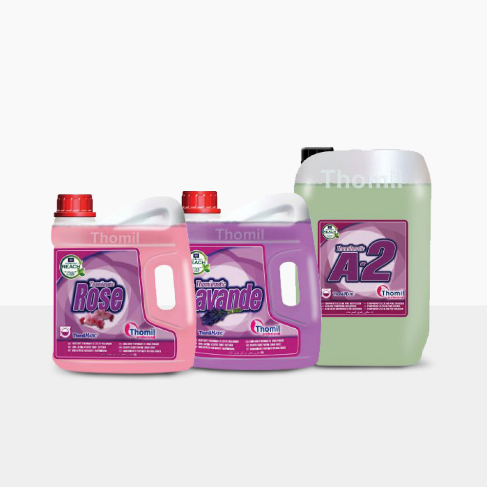 Thomilmatic Laundry Products