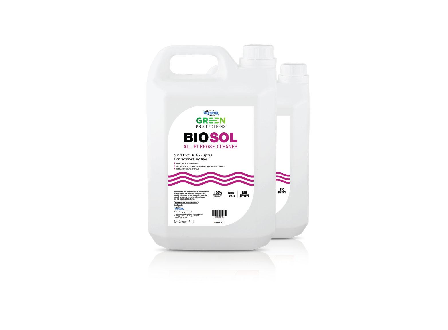 Bio Sol Green Products Eurotek