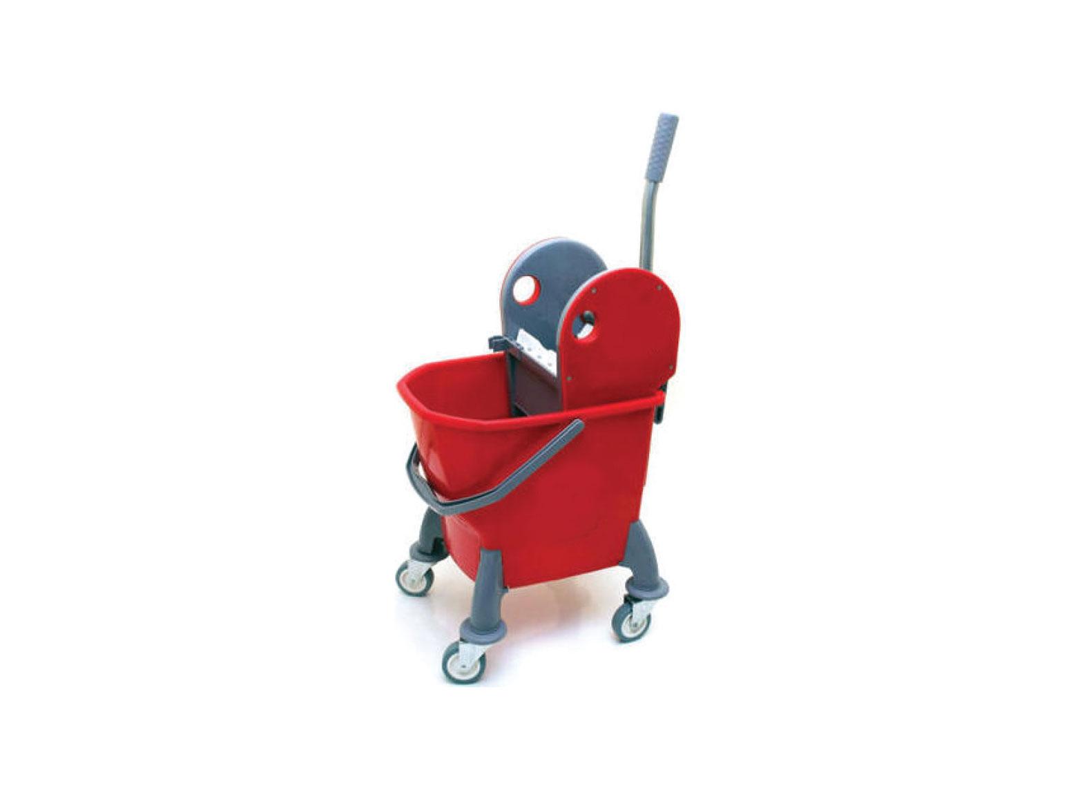 Mop Bucket Partition Trolley