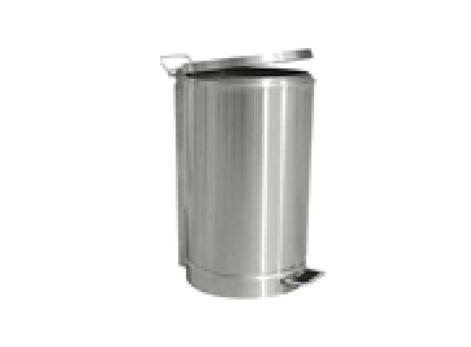 Stainless Steel Step On Pedal Bin