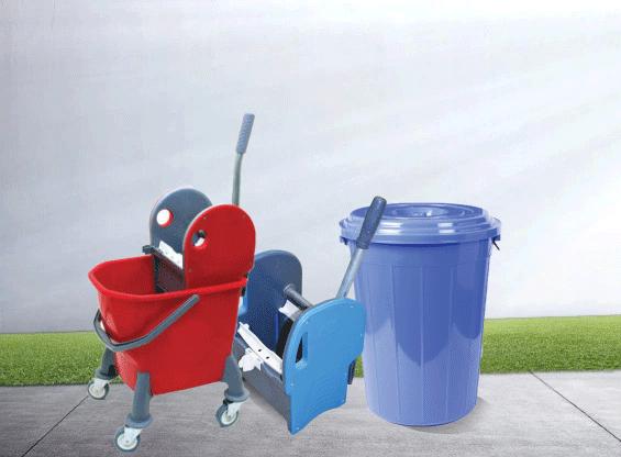 Cleaning Trolley Eurotek